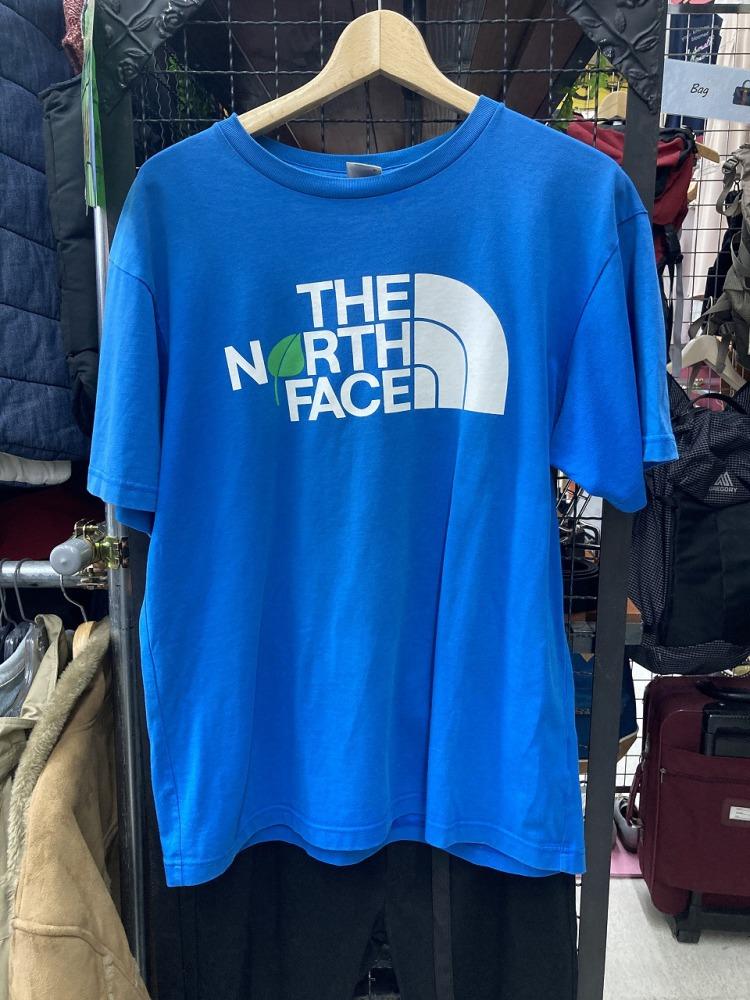 松本市 古着買取   THE NORTH FACE Tシャツ 写真1