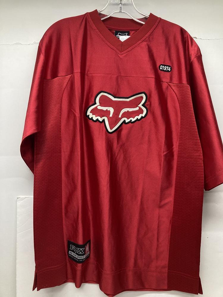 松本市 古着買取 | FOX フットボールシャツ