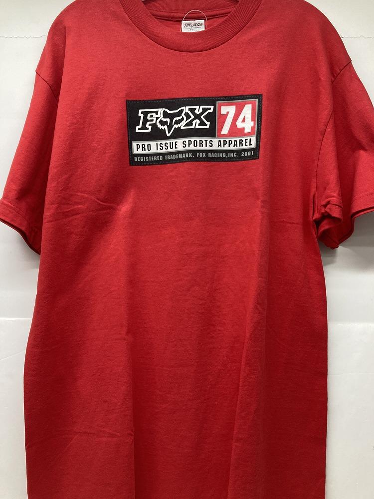 塩尻市 古着買取 | FOX Tシャツ