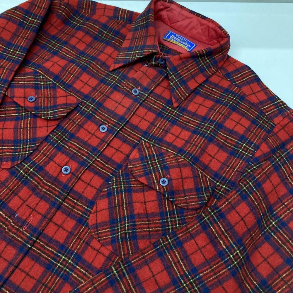 安曇野市 古着買取 | 70s pendleton シャツ