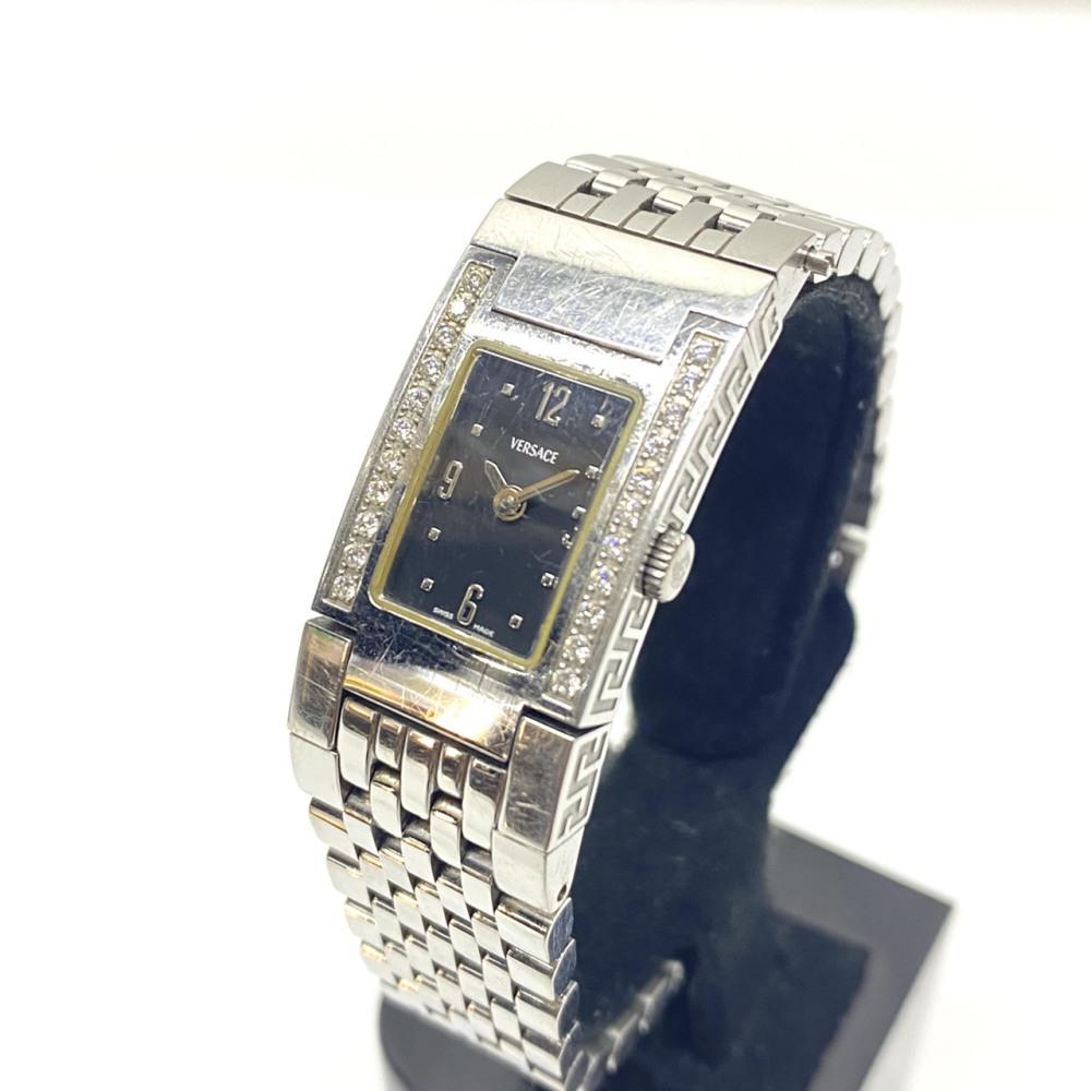 安曇野市 ブランド買取 | Versace 腕時計