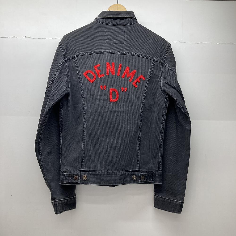 松本市 古着買取 | DENIME デニムジャケット