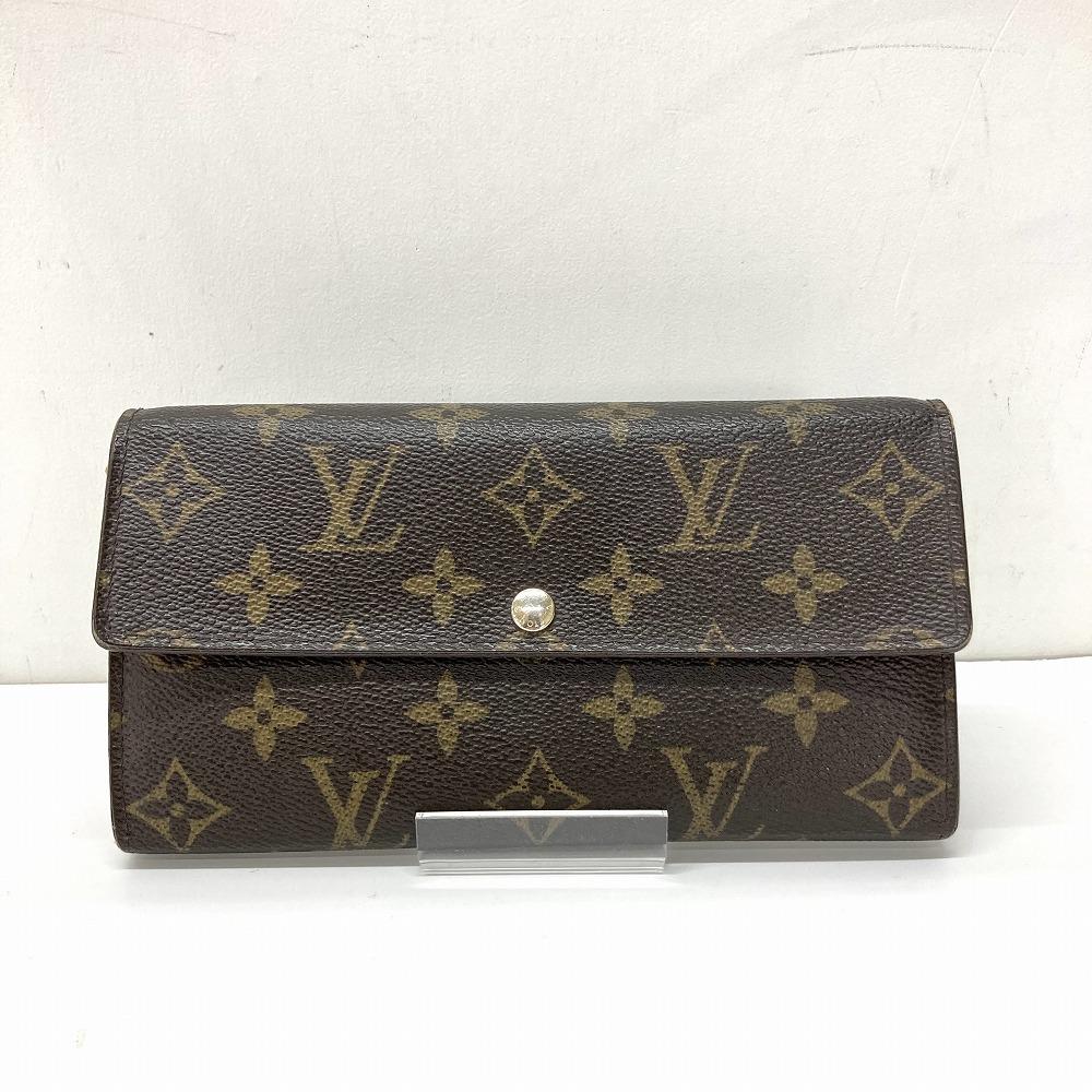 松本市 ブランド買取   LOUIS VUITTON 財布