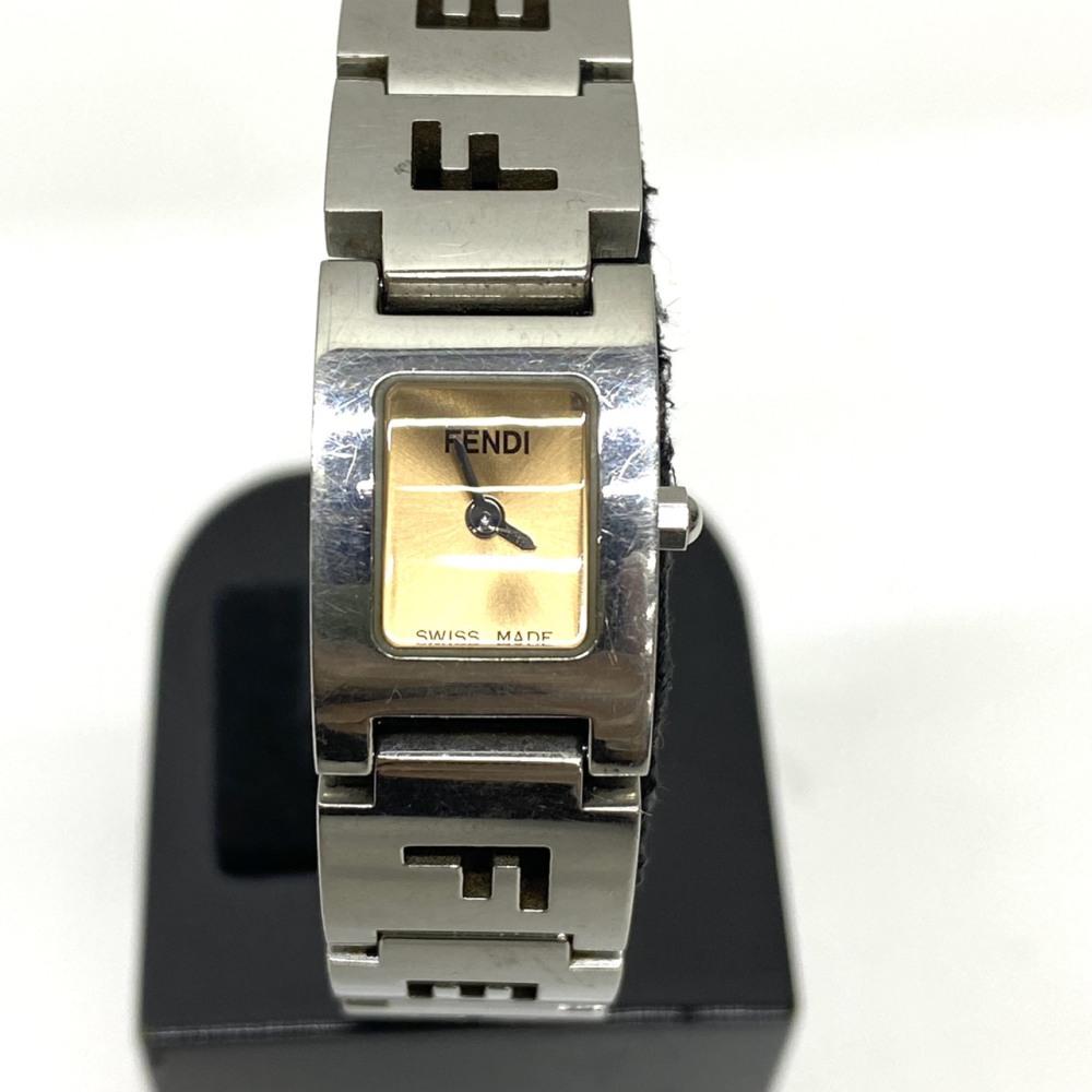 松本市 ブランド買取 | FENDI 腕時計 3150L 写真2