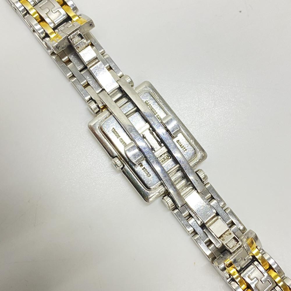 松本市 ブランド買取 | FENDI 腕時計 ズッカ柄 写真6