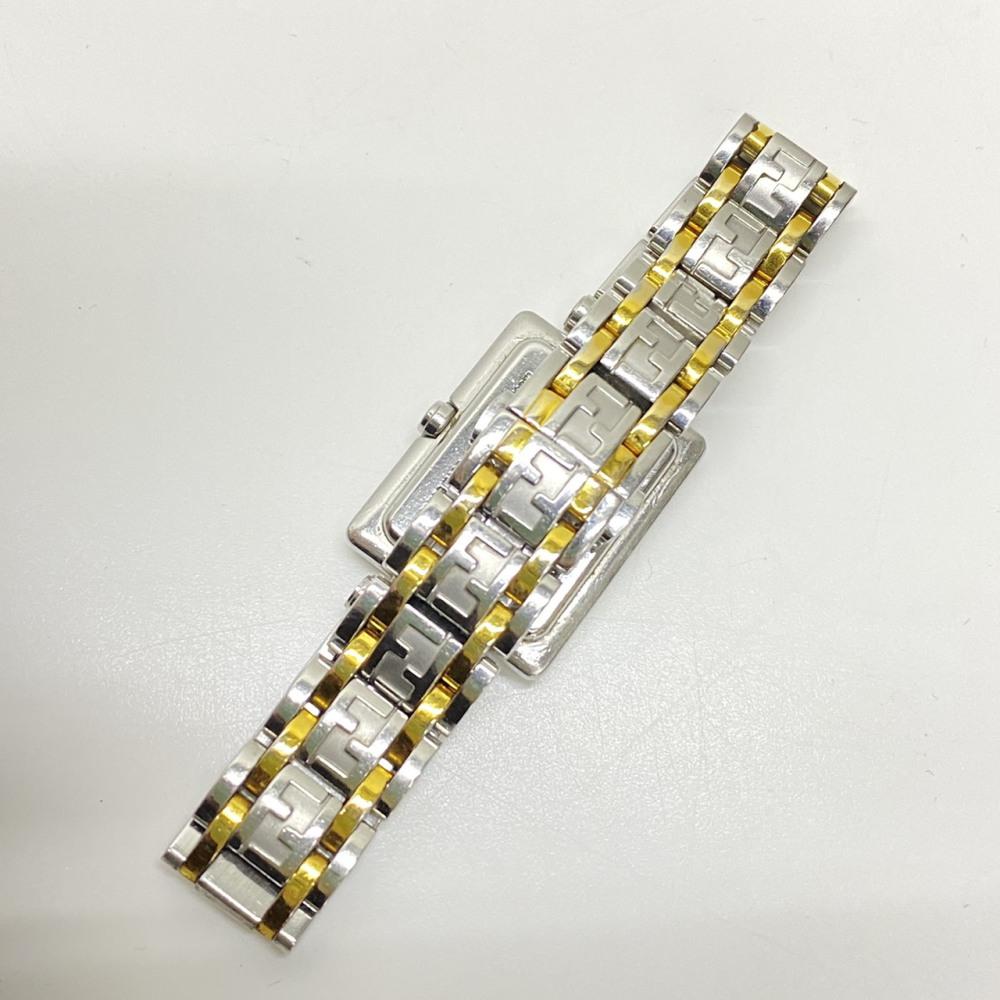 松本市 ブランド買取 | FENDI 腕時計 ズッカ柄 写真3