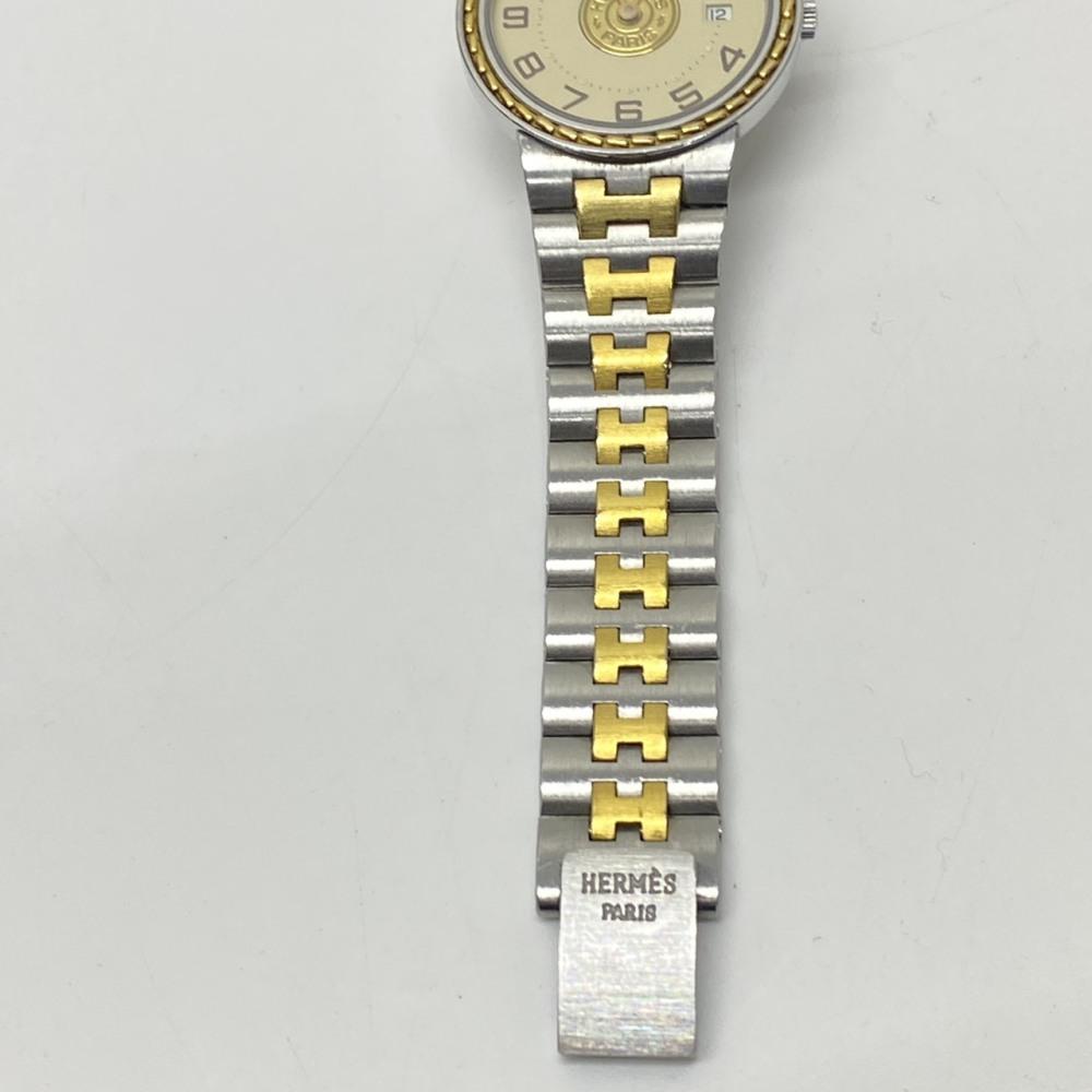 松本市 ブランド買取   HERMES 腕時計 写真8
