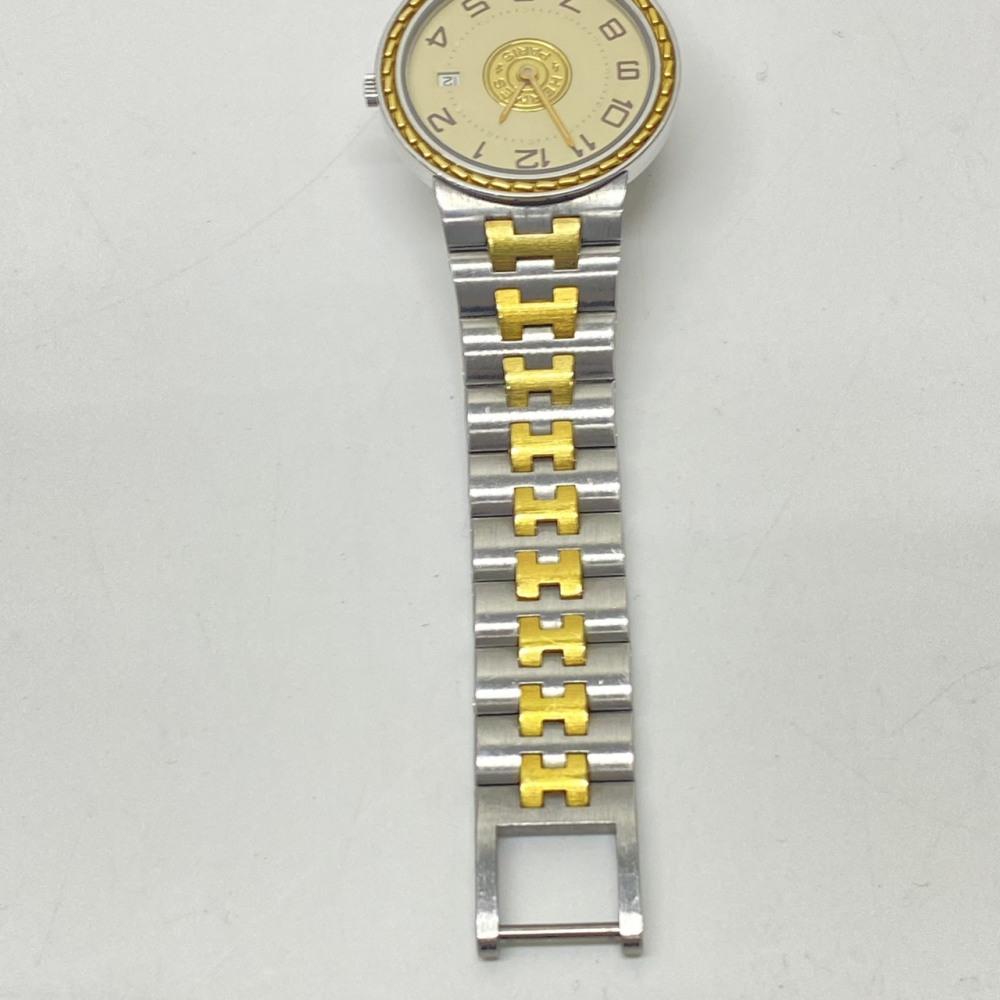 松本市 ブランド買取   HERMES 腕時計 写真9