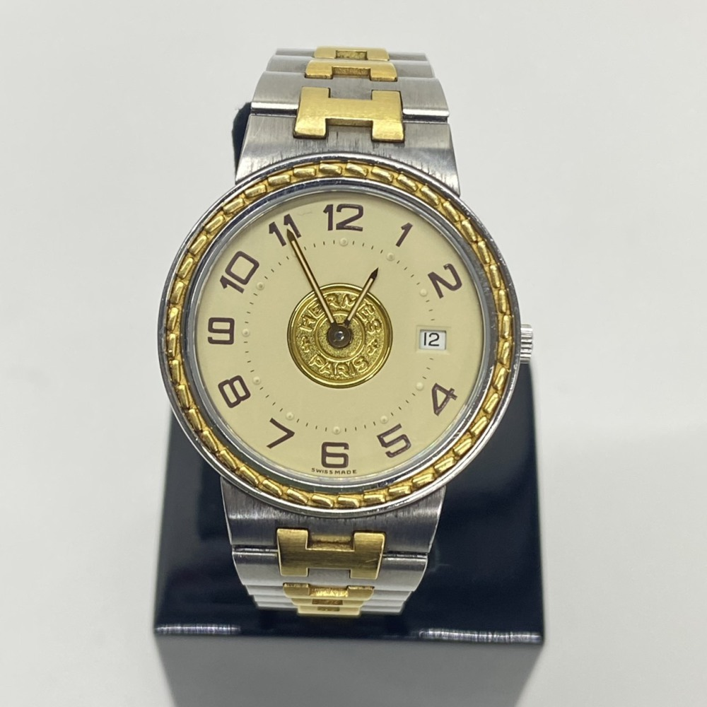 松本市 ブランド買取   HERMES 腕時計 写真2