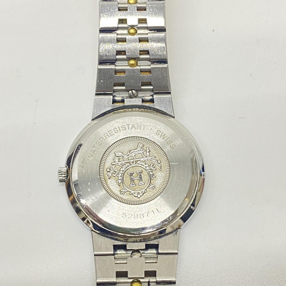 松本市 ブランド買取   HERMES 腕時計 写真3
