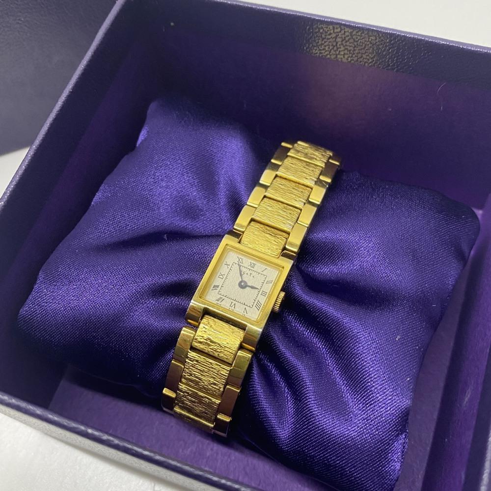 松本市 ブランド品買取 | agete 腕時計 写真6
