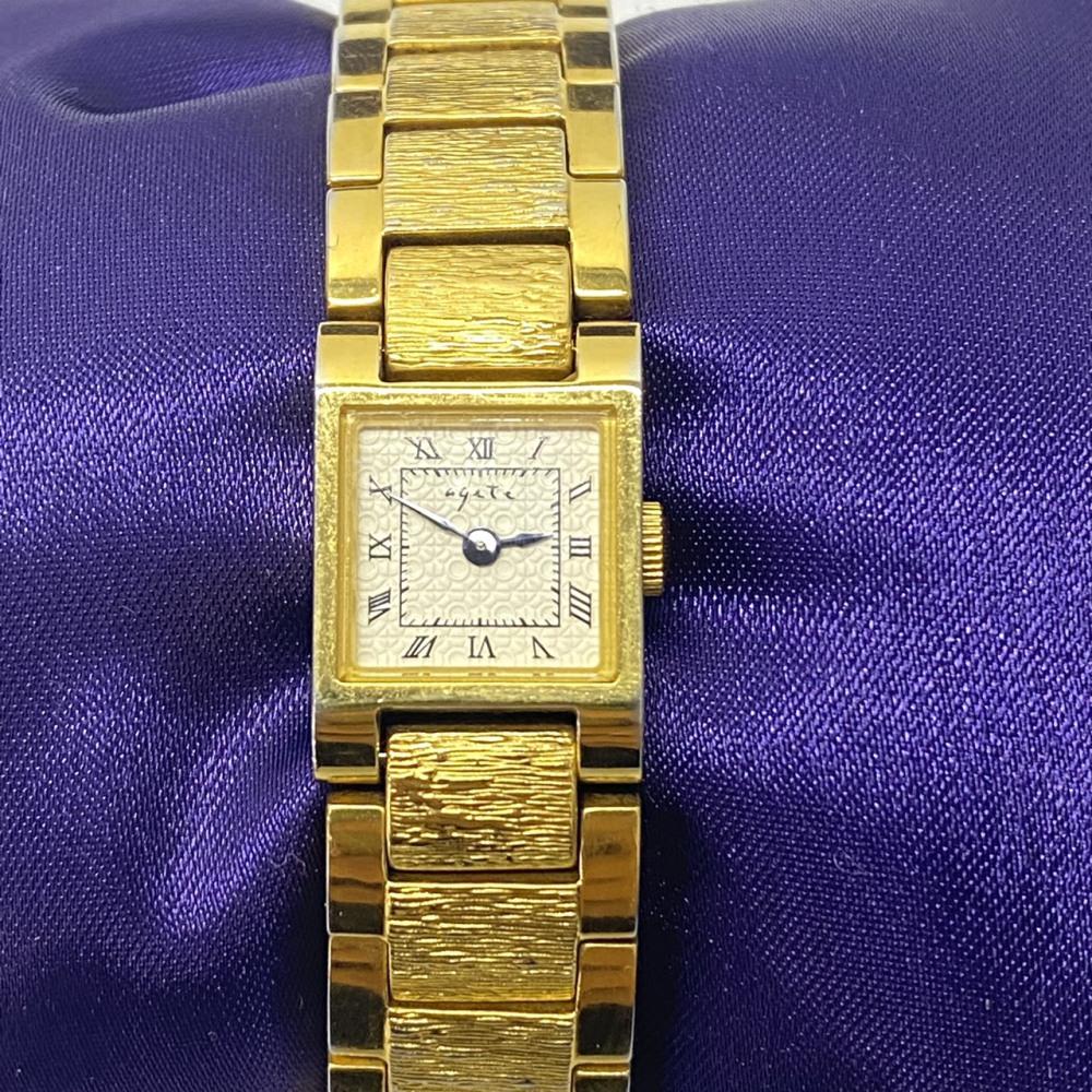 松本市 ブランド品買取 | agete 腕時計 写真2