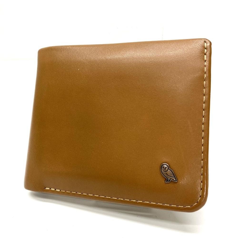 松本市 ブランド買取 | bellroy 二つ折財布