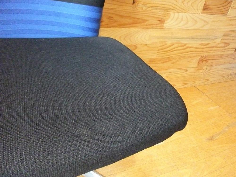 オカムラ オフィスチェア 2脚セット フィーゴ 多機能 事務椅子 ブルー 肘なし 出張買取   長野県長野市 写真10