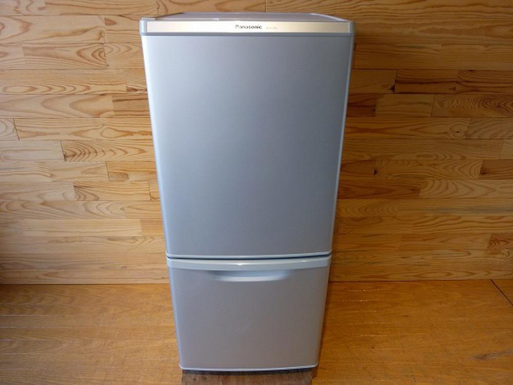 Panasonic パナソニック 冷凍冷蔵庫 NR-B149W 2017年製 138L 出張買取 | 長野県安曇野市