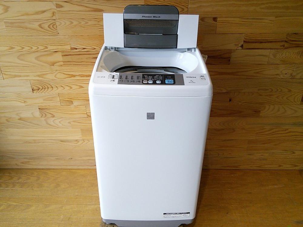 HITACHI 日立 全自動洗濯機 NW-Z79E3 家電 出張買取 | 長野県塩尻市