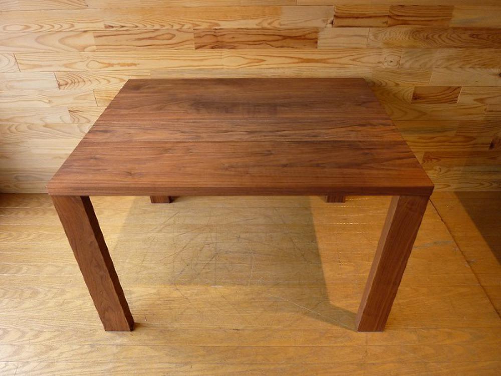 ダイニングテーブル 山本家具製作 ウォールナット無垢材使用 出張買取 | 長野県松本市
