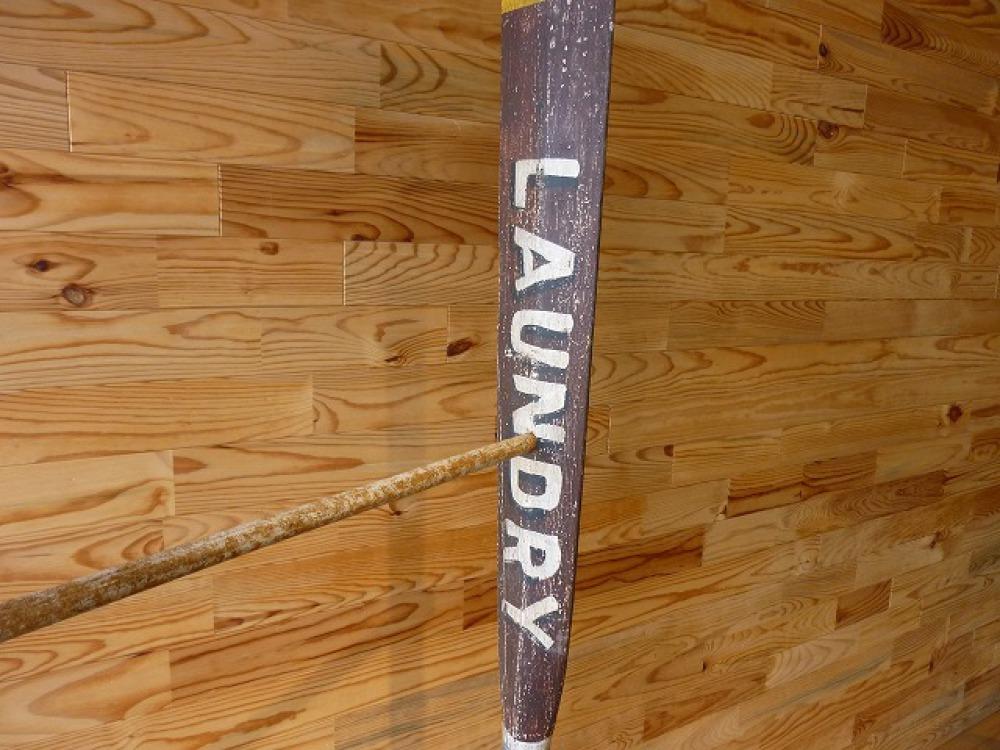オールラック 西海岸スタイル 3段ポール 木製 ハンガー パーテーション アイアン 出張買取   長野県佐久市 写真8