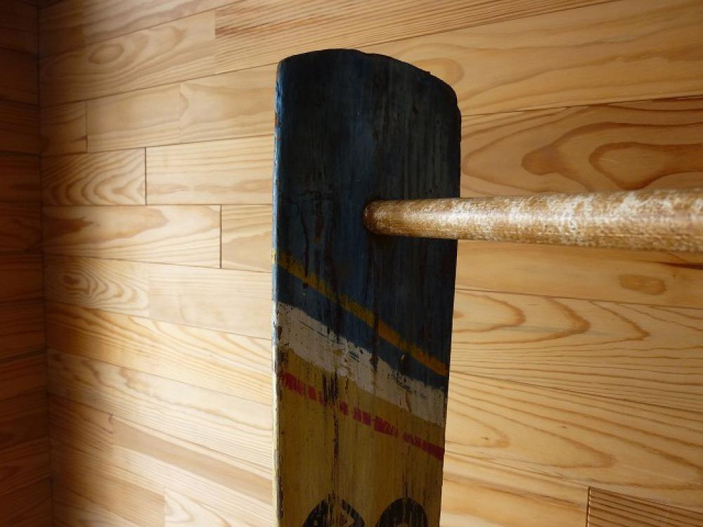 オールラック 西海岸スタイル 3段ポール 木製 ハンガー パーテーション アイアン 出張買取   長野県佐久市 写真10