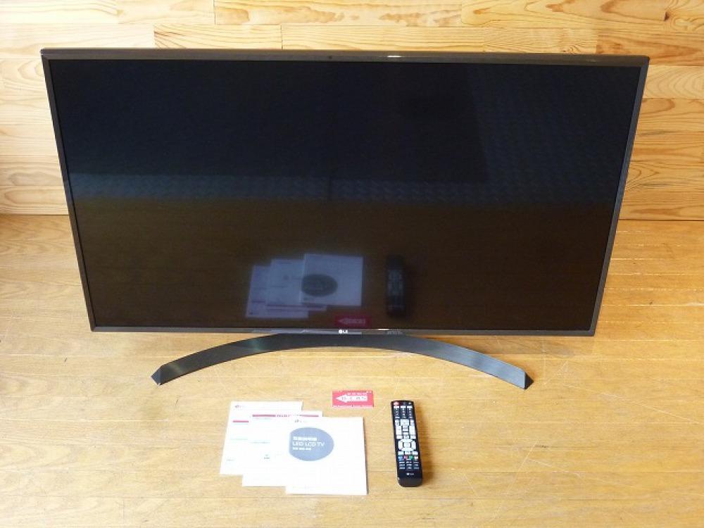 49型  液晶テレビ 49UJ630A 買取   長野県塩尻市