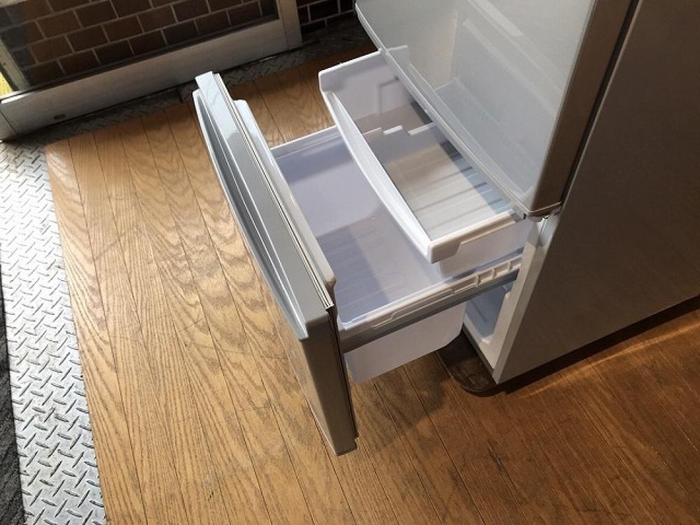 SHARP シャープ SJ-D14B-S 2016年製 冷凍冷蔵庫 出張買取 | 長野県松本市 写真9