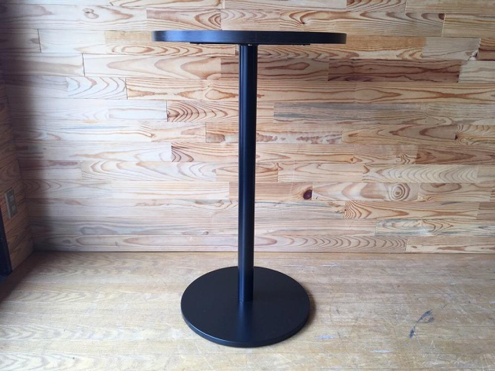 バーテーブル ハイテーブル カウンター 丸形天板 モダン カフェ 立ち飲み 出張買取 | 長野県飯田市 写真6