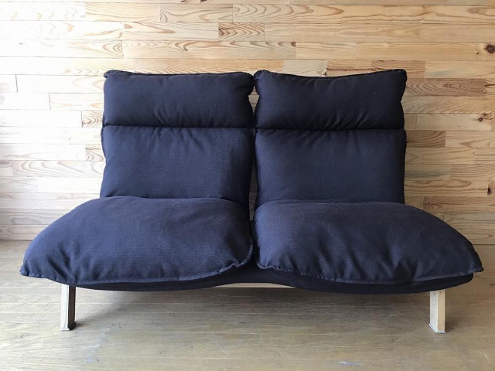 無印良品 リクライニングソファ 二人掛け 出張買取 | 長野県松本市
