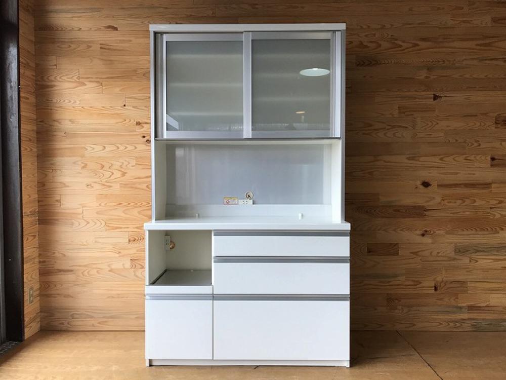 パモウナ レンジボード キッチンボード 食器棚 レンジ台 ソフトクローズ 出張買取 | 長野県安曇野市