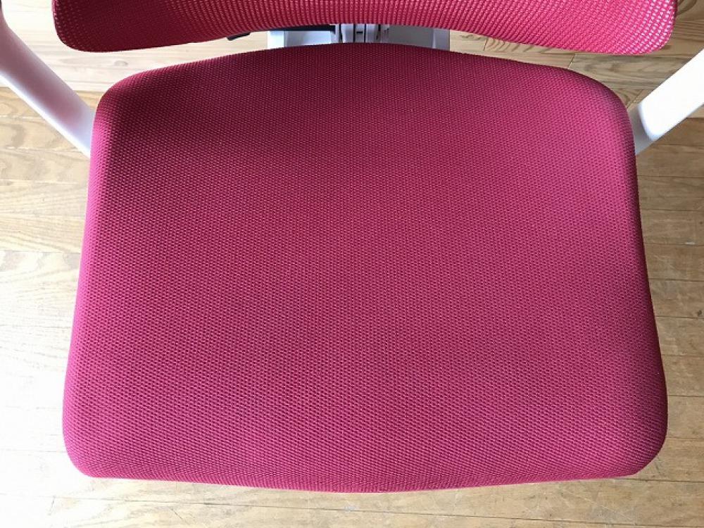 イトーキ エフチェア ハンガー付 高機能 SOF-375JB-ZWM4 オフィス 事務椅子 メッシュ ハイバック 出張買取   長野県安曇野市 写真5