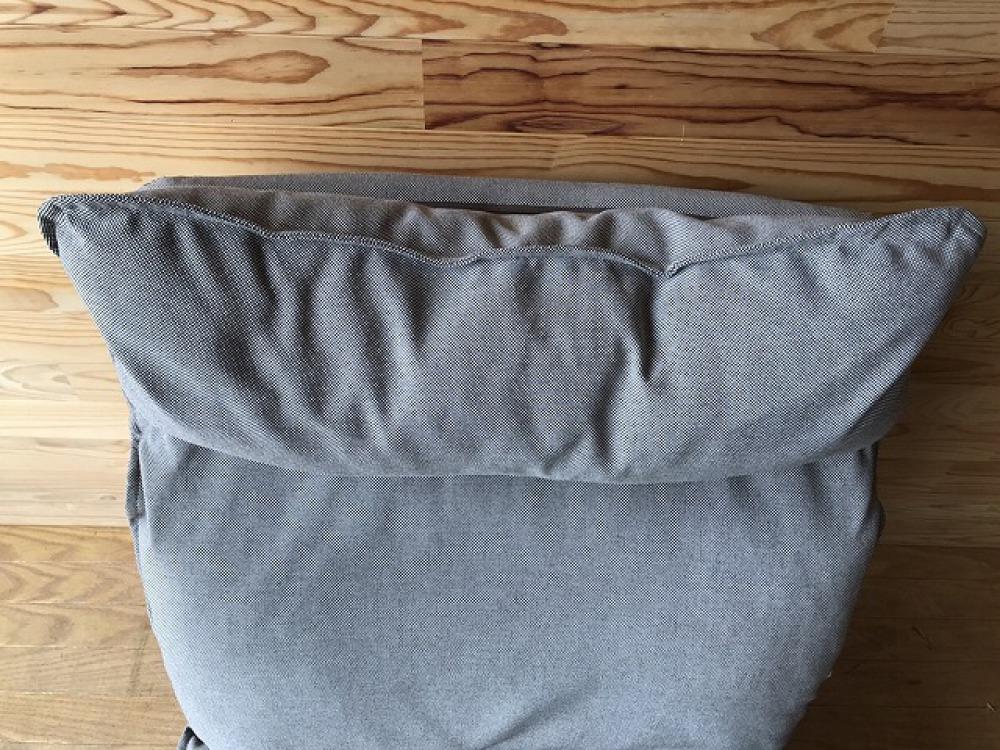 無印良品 ハイバックリクライニングソファ 1シーター 1P グレー ベージュ 出張買取 | 長野県松本市 写真6
