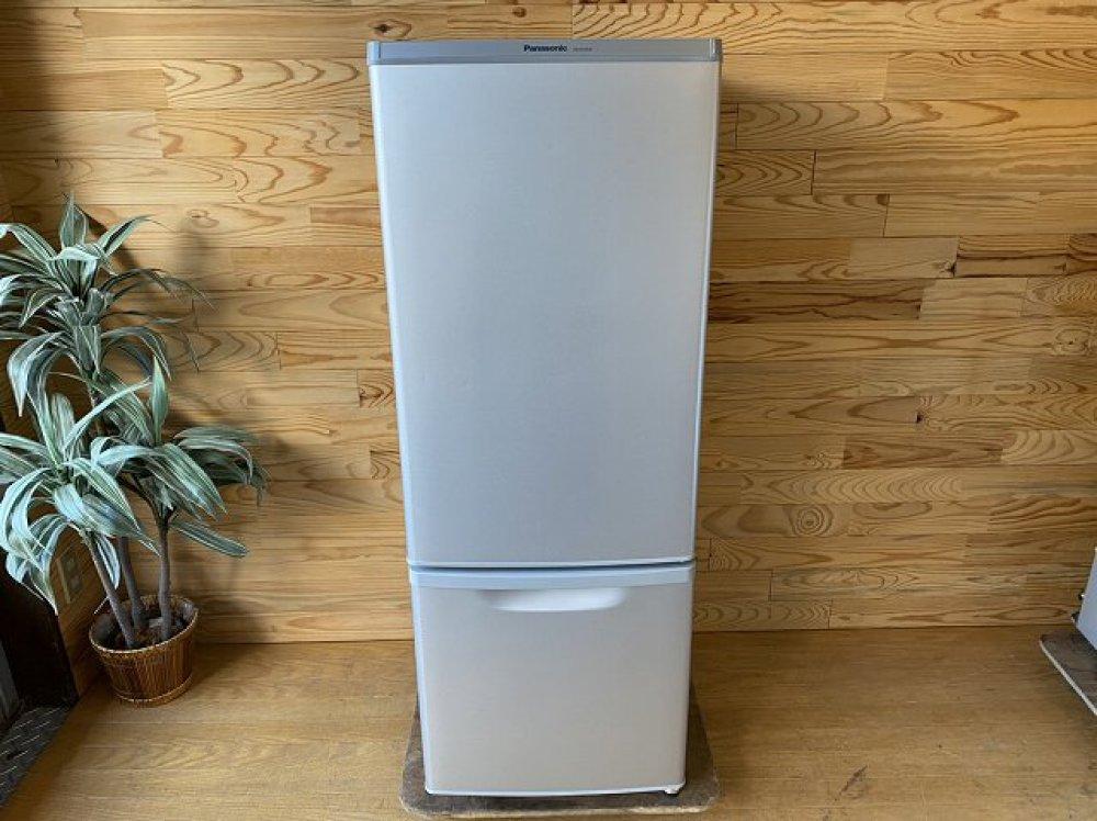Panasonic パナソニック NR-B179W-S 冷凍冷蔵庫 出張買取 | 長野県安曇野市