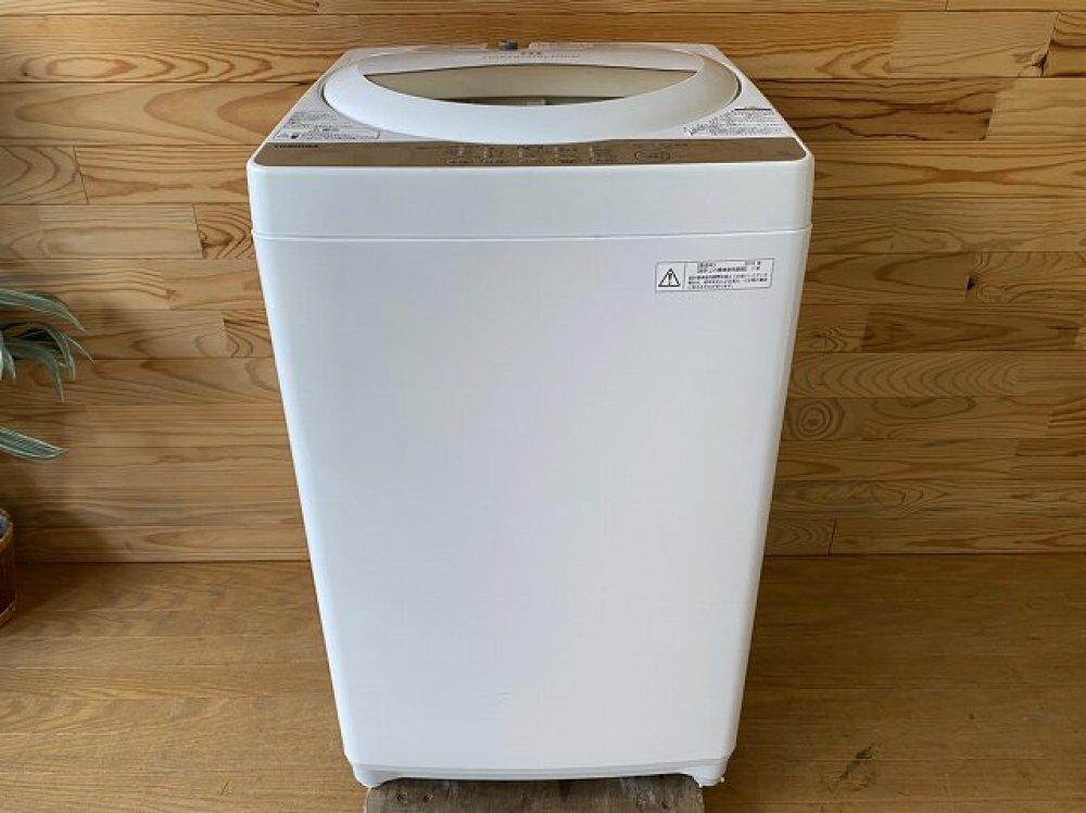 TOSHIBA 東芝 全自動電気洗濯機 AW-5G3 出張買取 | 長野県松本市