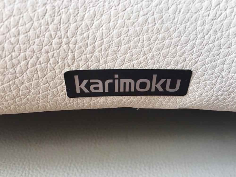karimoku カリモク 2人掛けソファ 本革張り ZT68シリーズ 2P 長椅子 出張買取 | 長野県諏訪市 写真3