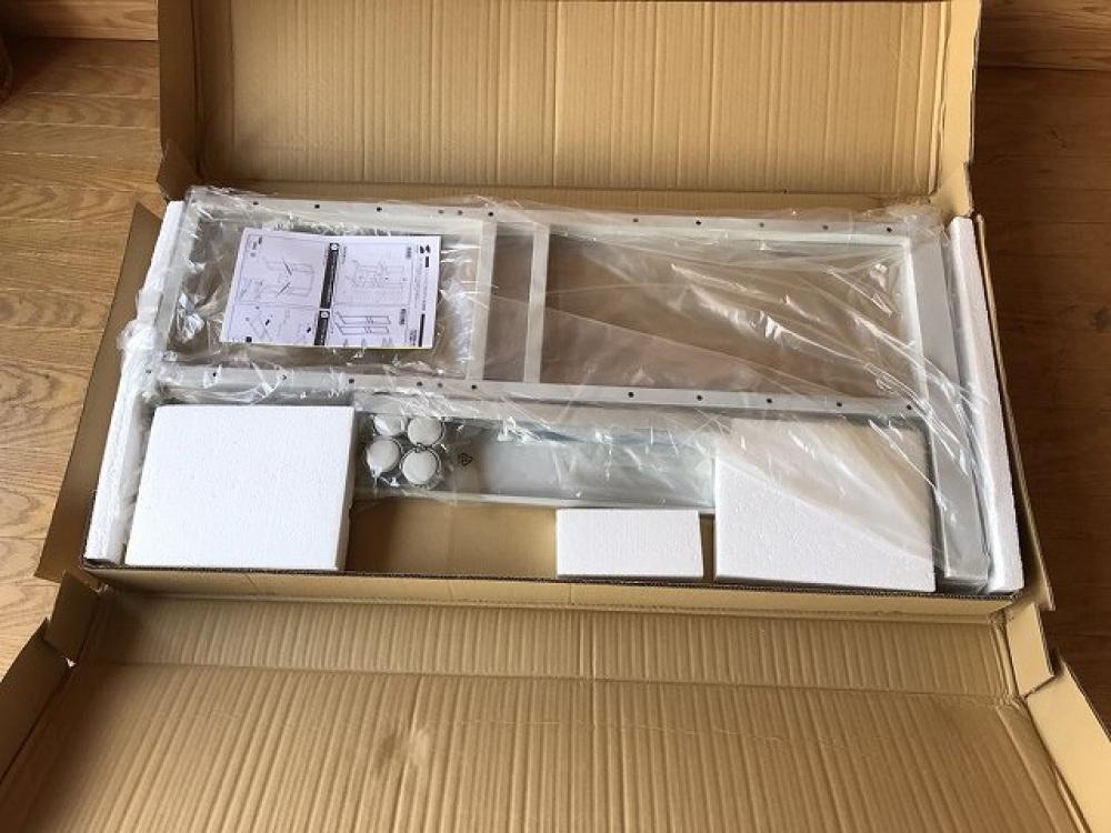 未使用未開封 SANWA サンワプライ パソコンラック PCデスク RAC-EC15 店頭買取 | 長野県松本市 写真3