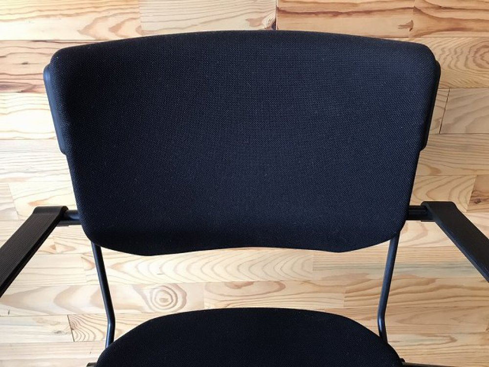ジロフレックス giroflex 33 オフィスチェア 肘付 ブラック 事務椅子 出張買取 | 長野県諏訪市 写真4