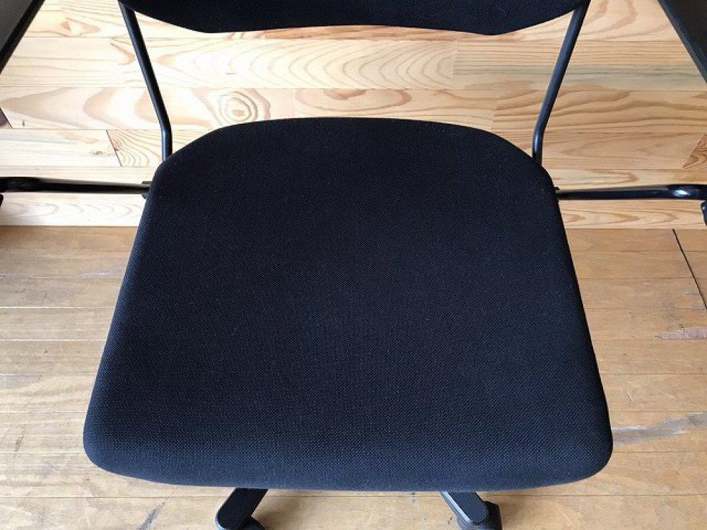 ジロフレックス giroflex 33 オフィスチェア 肘付 ブラック 事務椅子 出張買取 | 長野県諏訪市 写真5