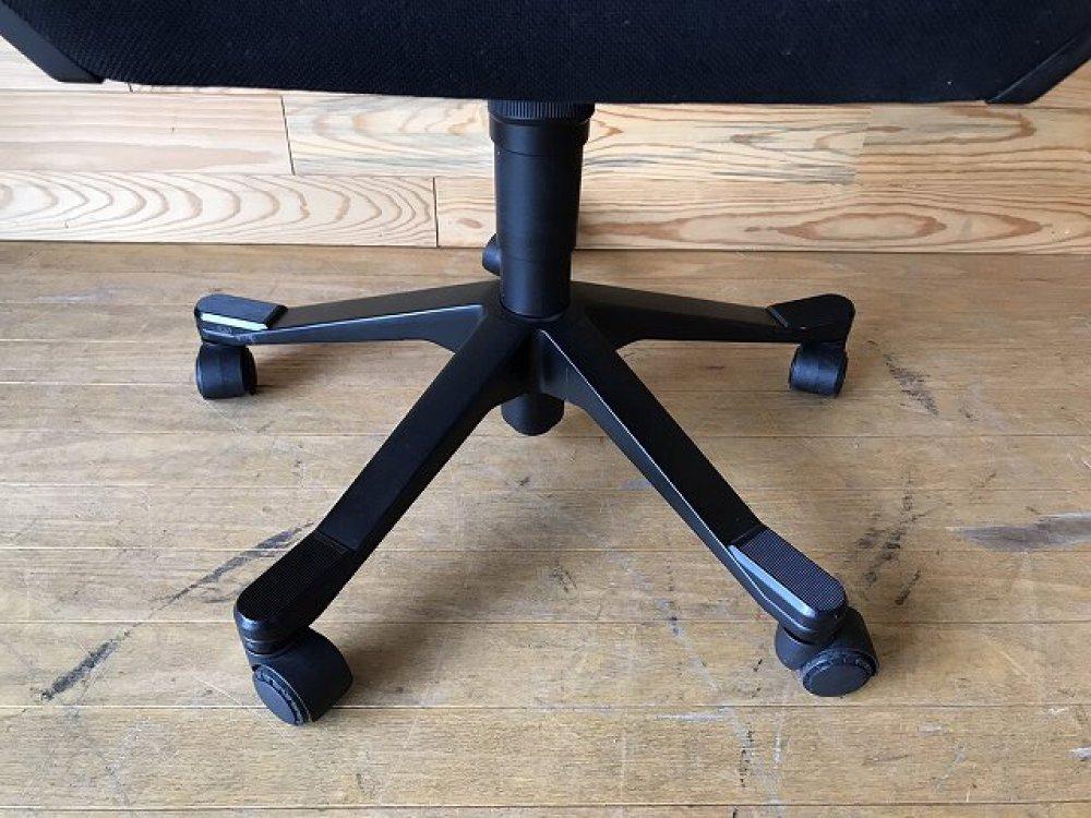 ジロフレックス giroflex 33 オフィスチェア 肘付 ブラック 事務椅子 出張買取 | 長野県諏訪市 写真8