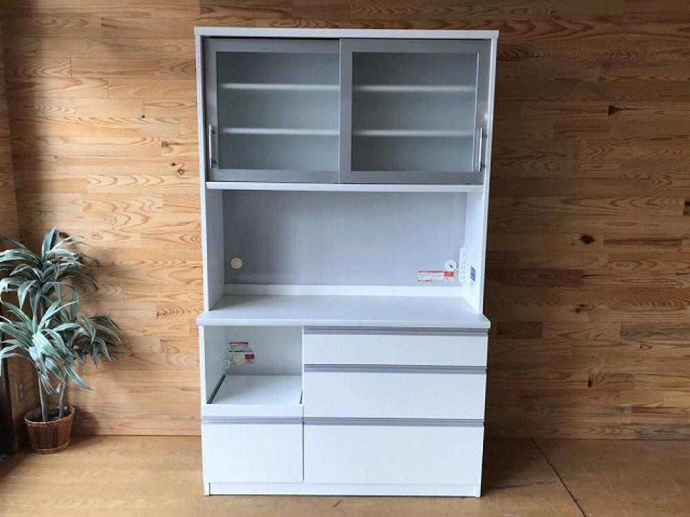 ユーアイ レンジボード キッチンボード 食器棚 日本製 出張買取 | 長野県伊那市