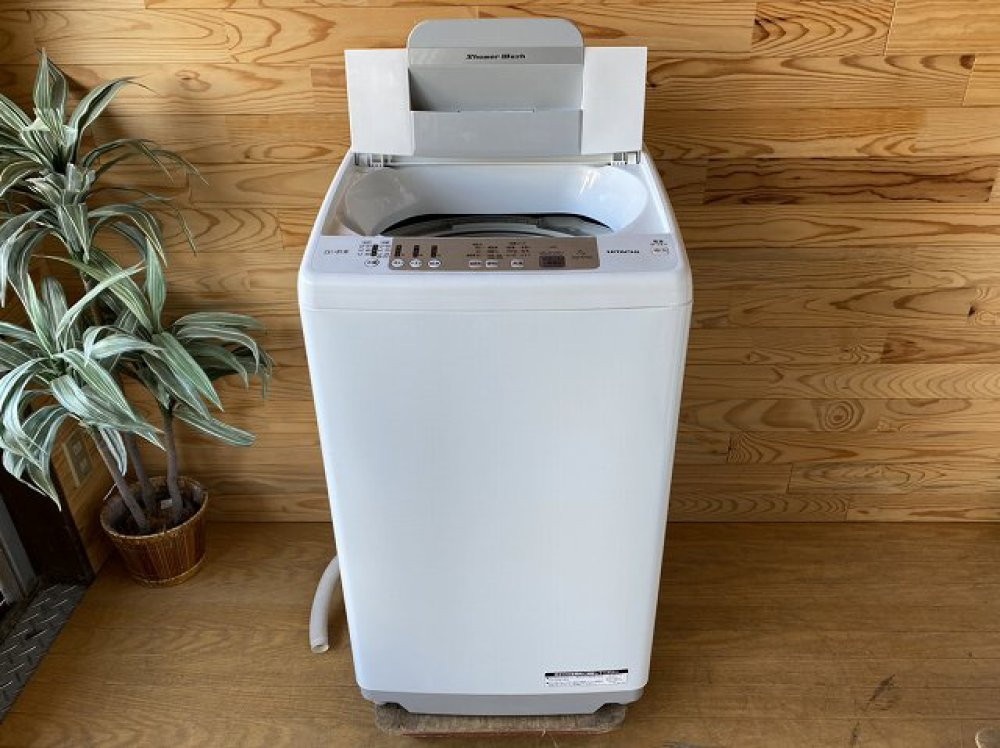 HITACHI 日立 NW-R703 全自動電気洗濯機 出張買取 | 長野県塩尻市 写真4