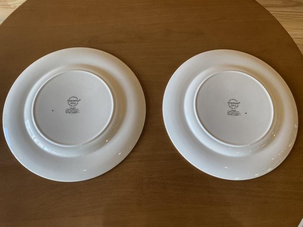 WEDGWOOD ウェッジウッド ピーターラビット お皿 6点セット ブランド食器買取   長野県松本市 写真10
