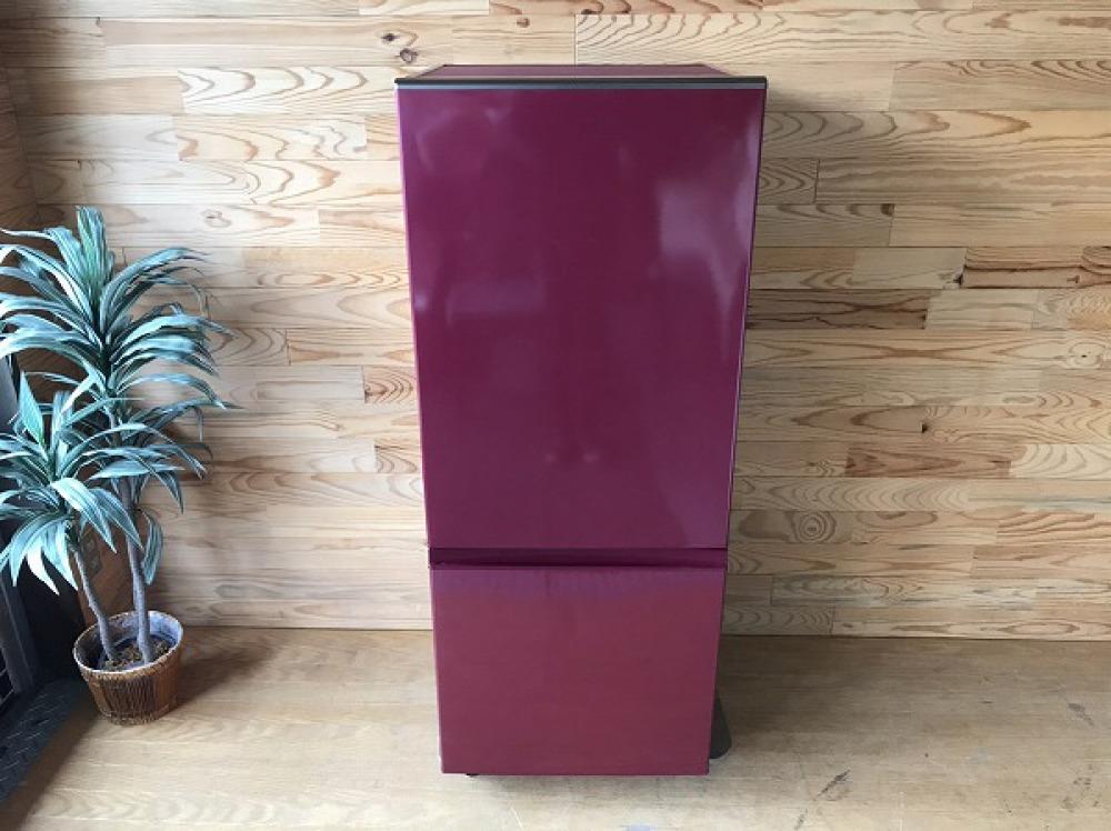 AQUA アクア 冷凍冷蔵庫 AQR-BK18F 家電 出張買取 | 長野県松本市