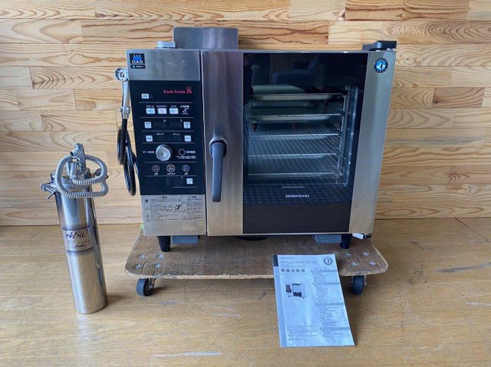 ホシザキ スチームコンベクションオーブン MIC-5TC-G 2019年製 出張買取 | 長野県松本市