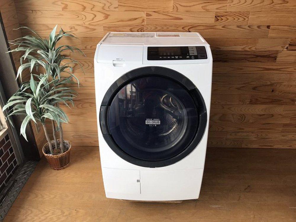 HITACHI 日立 ドラム式洗濯乾燥機 BD-100BL 出張買取 |長野県松本市