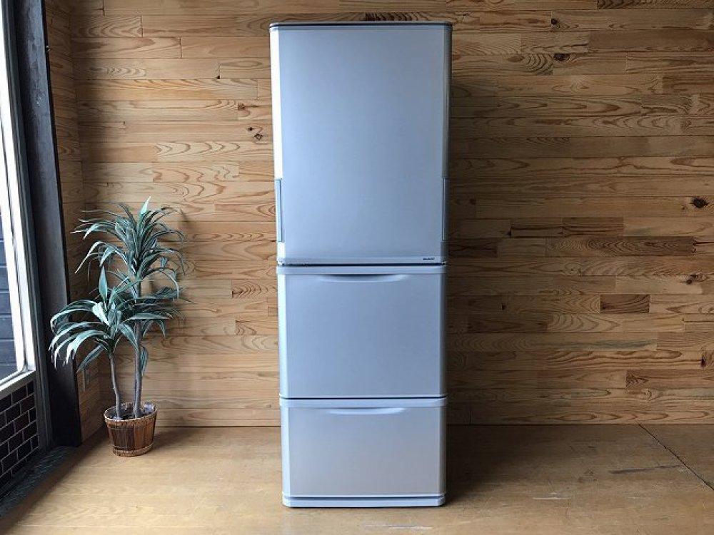 SHARP シャープ 冷凍冷蔵庫 SJ-W351E 350L 出張買取 | 長野県塩尻市