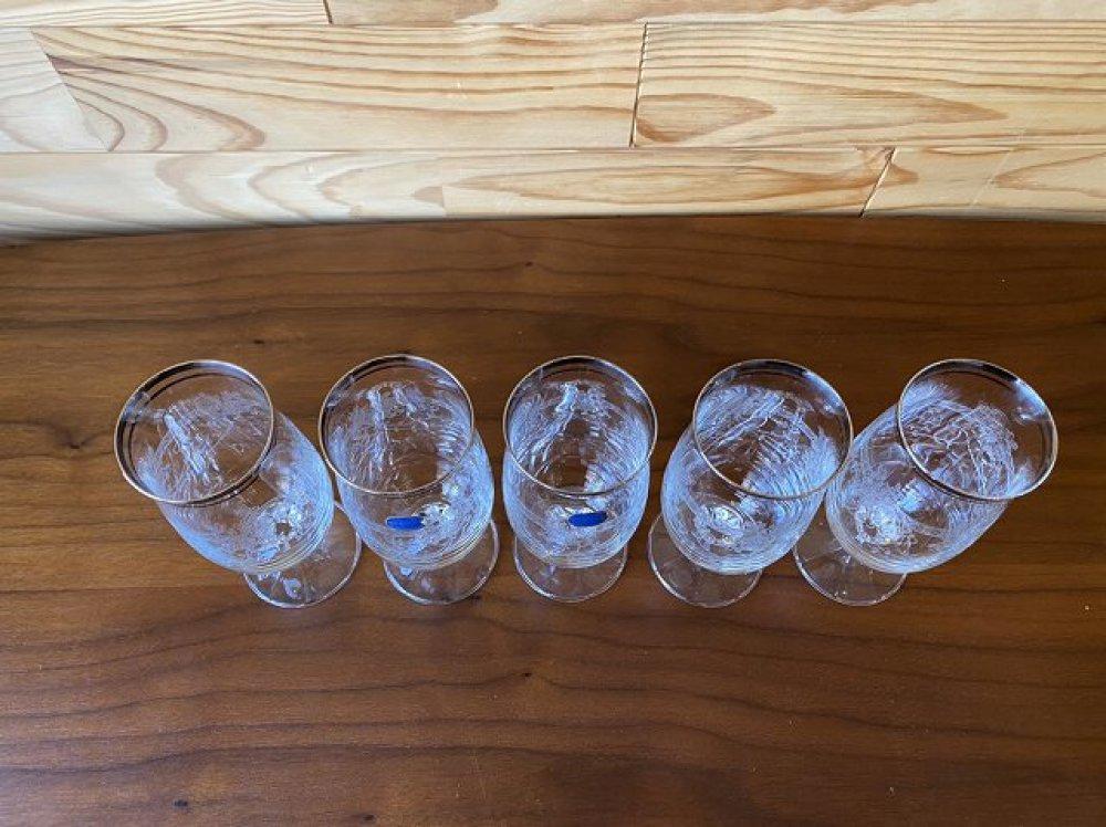 BOHEMIA GLASS ボヘミアグラス チェコ製 買取  長野県安曇野市 写真5