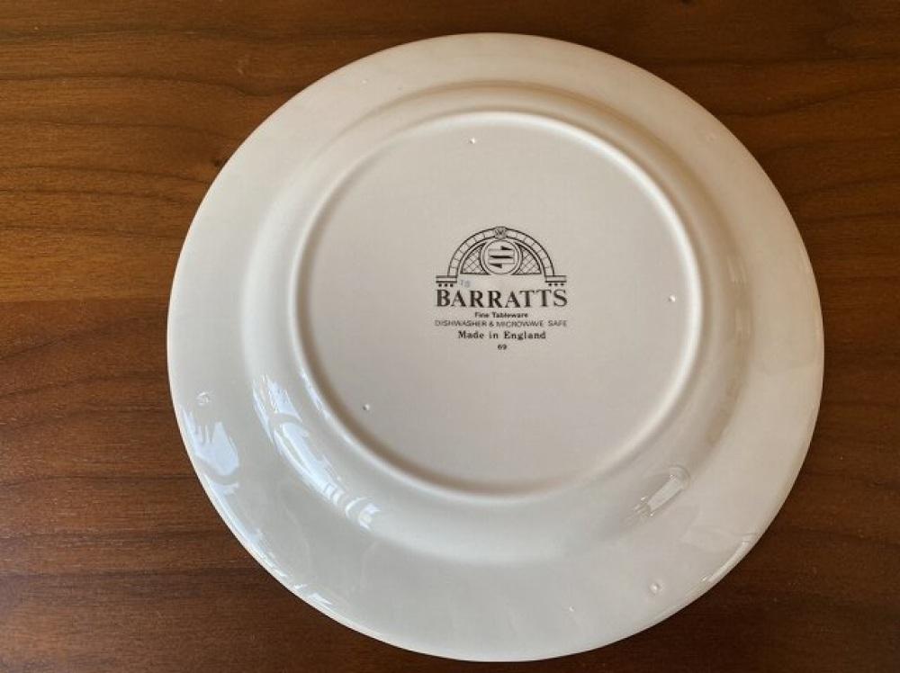 BARRATTS バラッツ プレート カップセット イギリス製 食器 買取 |長野県松本市 写真6