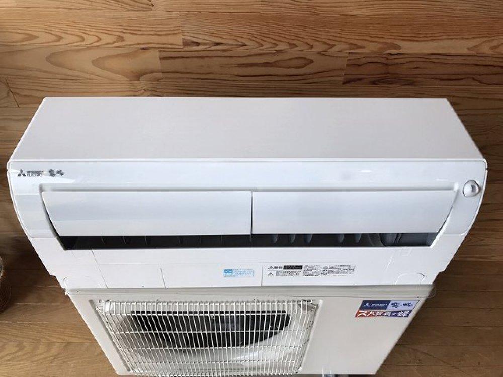 三菱 エアコン MSZ-XD2219 ズバ暖 霧ヶ峰 寒冷地 出張買取  長野県安曇野市 写真5