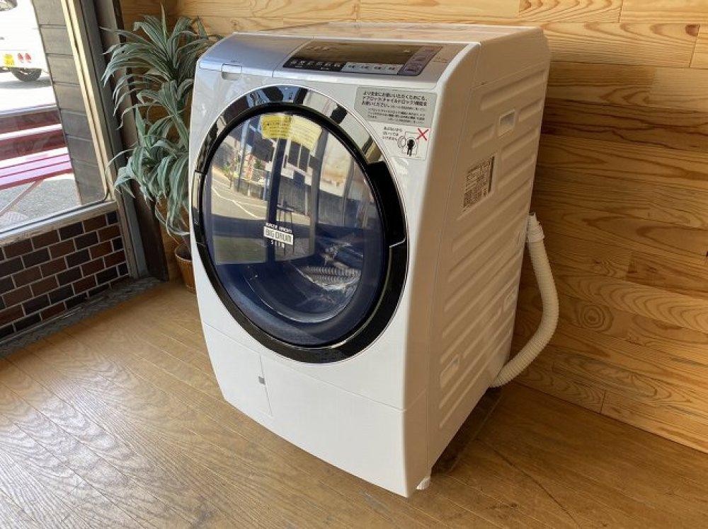 HITACHI ドラム式洗濯乾燥機 BD-SV110BL 出張買取 |長野県松本市