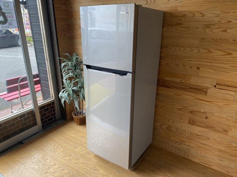 ハイセンス 冷凍冷蔵庫 HR-B2301 227L 出張買取 |長野県安曇野市