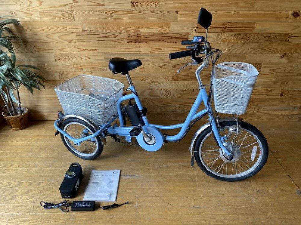 長野県松本市 電動アシスト三輪自転車 買取